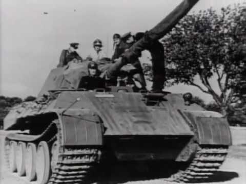 German War Files - Panther, The Panzer V