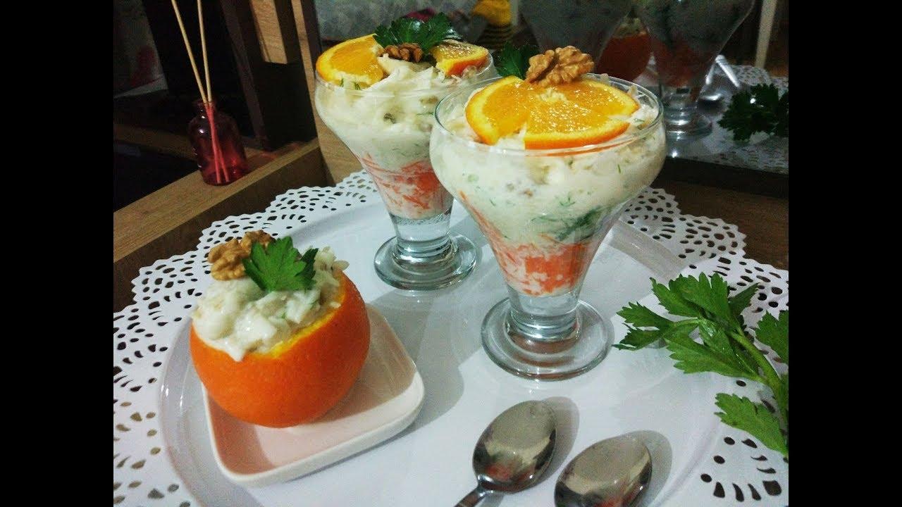 Portakallı Kereviz Salatası / çok kolay tarifler