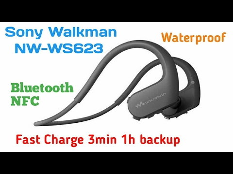 Battery charging (for walkman® players only); music playback (skip tracks, reverse/fast forward a track,. Nwz-w262, walkman mp3 player, 2gb.