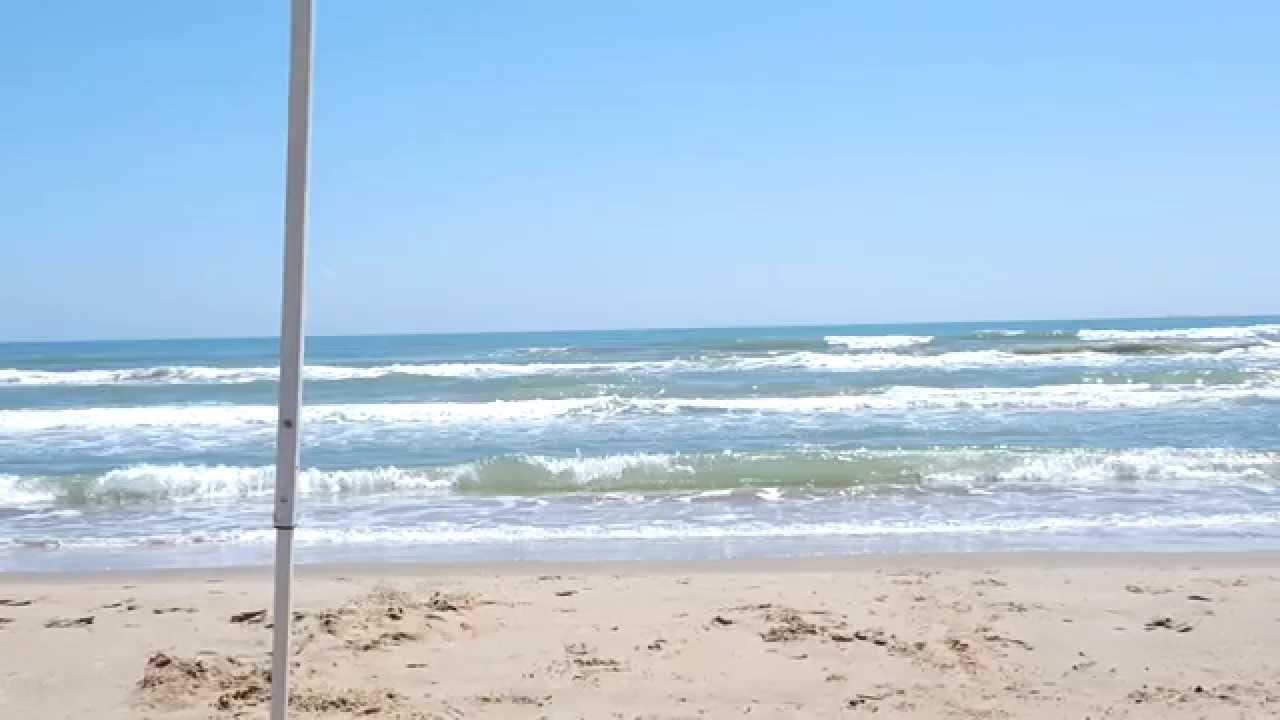 South Padre Island Tx Beach Water