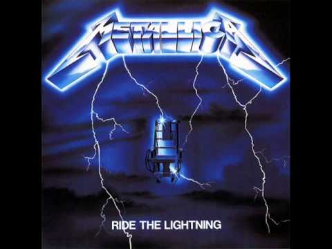 Metallica - Ride The Lightning (F Tuning)