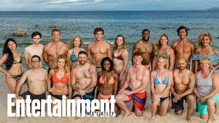Survivor Host Jeff Probst's Top Players To Watch In Season 3…