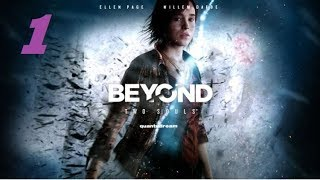 BEYOND: DOS ALMAS PARTE 1 - PS4 GAMEPLAY ESPAÑOL