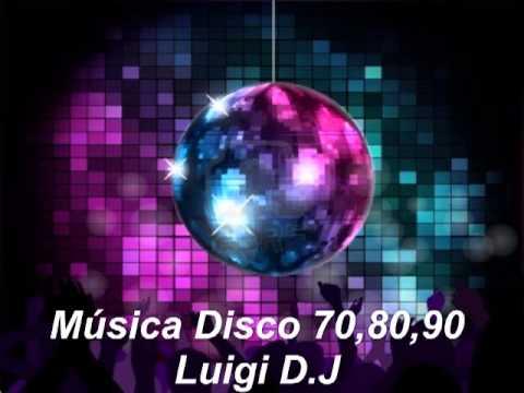 Música Disco Full Mix 2013 Luigi D J
