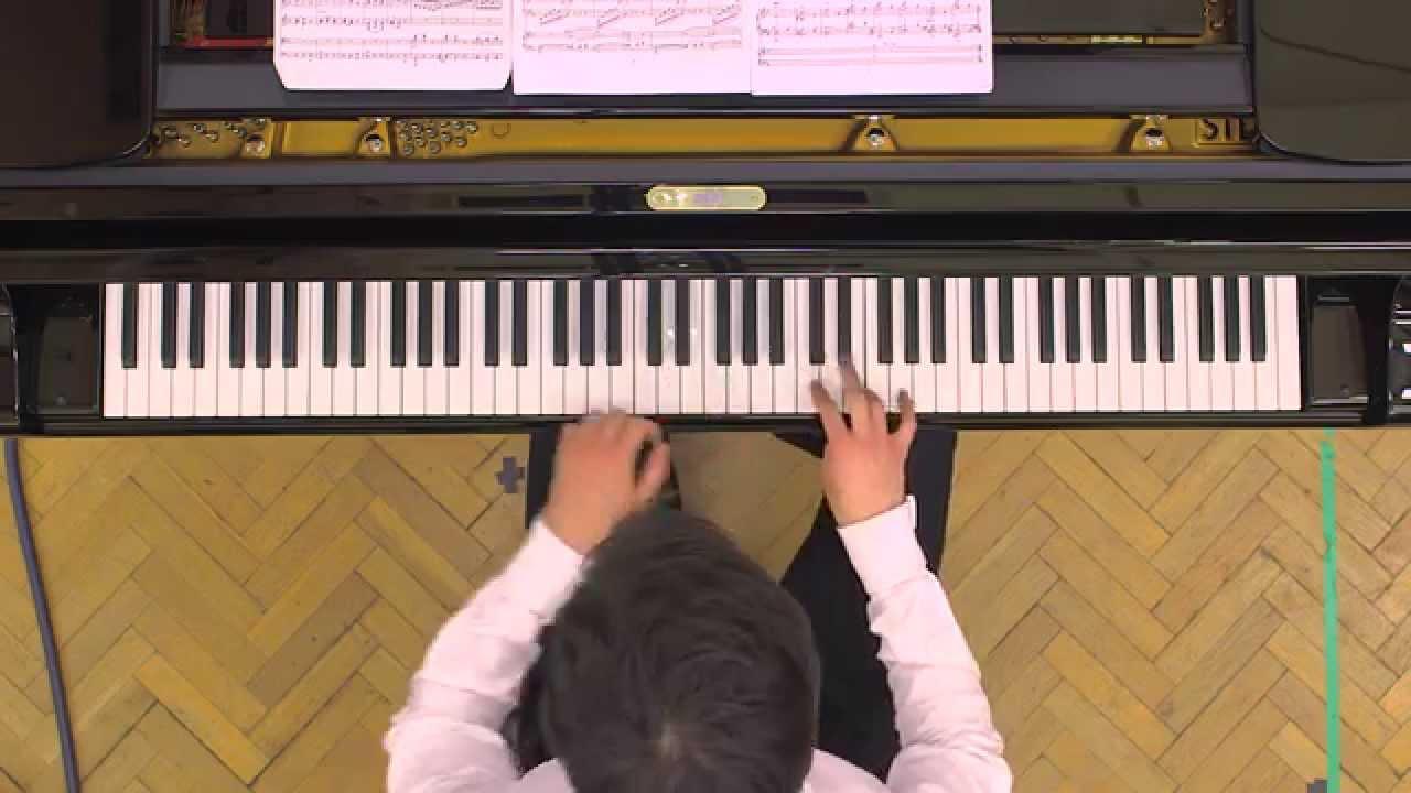 Louis Schwizgebel | Pianist