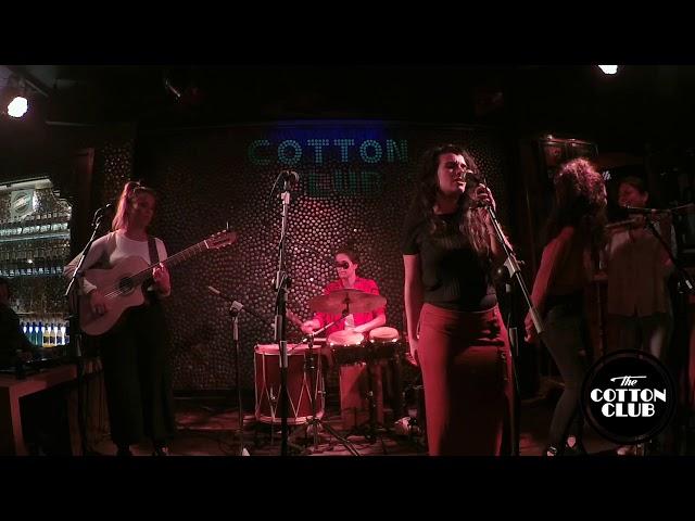 Maruja Limón en directo en Cotton Club Bilbao  Aprender