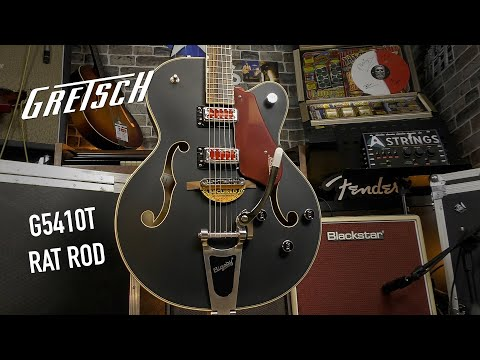 Gretsch 'Rat Rod' G5410T Electromatic - All Playing, No Talking