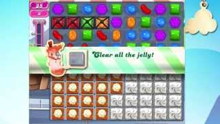 Candy Crush Saga Level 1157  No Booster