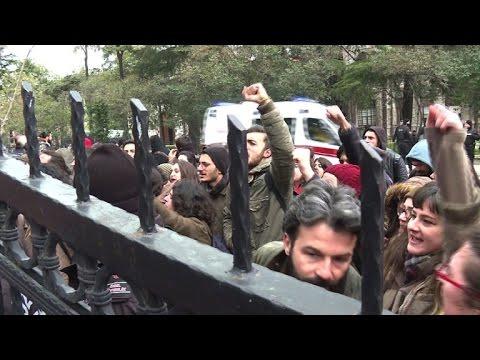 Türkei: Wut über Entlassungen an Unis