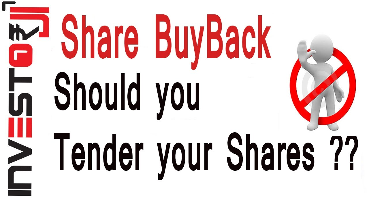 buyback of shares Learn about share buybacks and the reasons a company might choose to repurchase its own stock, including ownership consolidation and stock valuation.