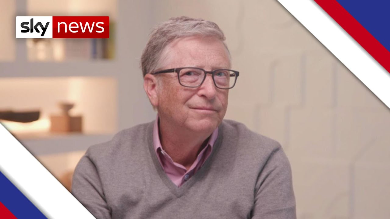 COVID-19: Bill Gates hopeful world 'completely back to normal' by end of 2022