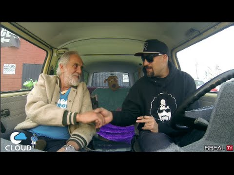 Tommy Chong - The Smokebox | BREALTV