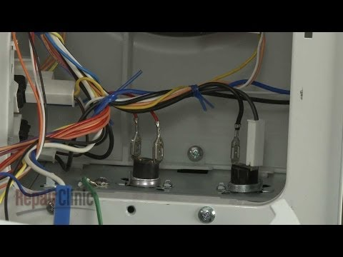 Vent Thermostat - GE Microwave