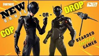 * NEU * B.R.U.T.E Skins In Fortnite Saison X + Gifting Subs Wenn sie ein Spiel mit mir gewinnen! Road To 400!