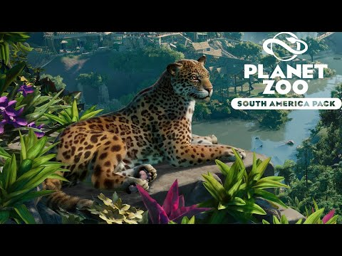 Doc Zoo South America - Planet Zoo
