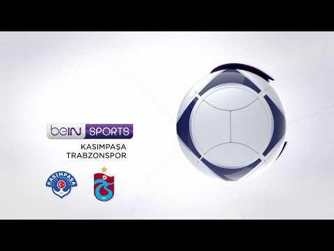 Kasımpaşa 0 - 3 Trabzonspor #Özet