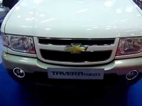Chevrolet Tavera Neo 3 Lt At Bus Special Vehicle Show Youtube