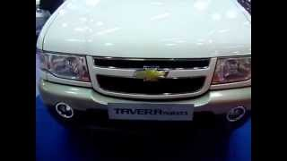 Chevrolet Tavera Neo 3 LT at Bus & Special Vehicle Show