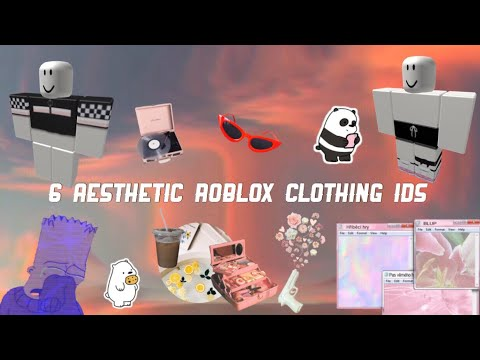 6-aesthetic-roblox-clothing-id's-||-codes-in-description-||