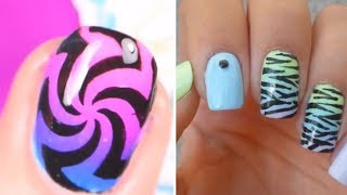 New Nail Art 2019 💄😱 The Best Nail Art Designs Compilati…