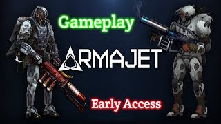 Armajet: Early Access/ Gameplay