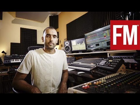 The Track: Pablo Bolivar on creating Encore Une Fois