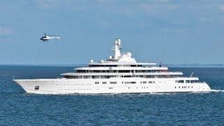 Die größte Yacht der Welt - The biggest yacht in the world