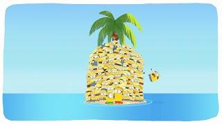 サタデーモーニングミニオンズ:第16話「無人島からHELP!パート2」