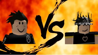 Roblox - Tower of Hell ~ CMParmy vs omq_charlxttexo (Racing the fans #1)