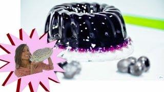 Dessert Anticellulite al Mirtillo e Centella Asiatica - Le Ricette di Alice
