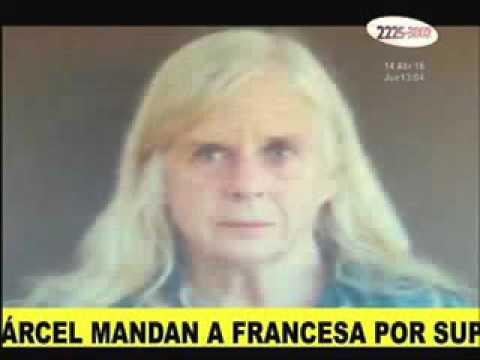 Francesa capturada por supuesto lavado de activos