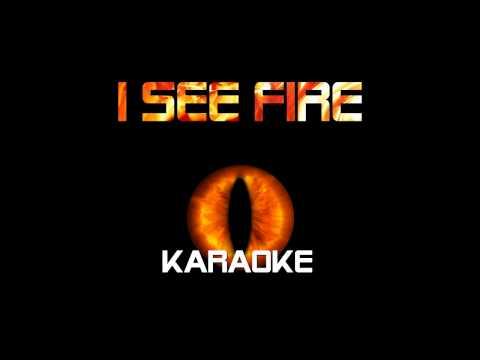 I see Fire HD LOUDER Karaoke Instrumental Playback