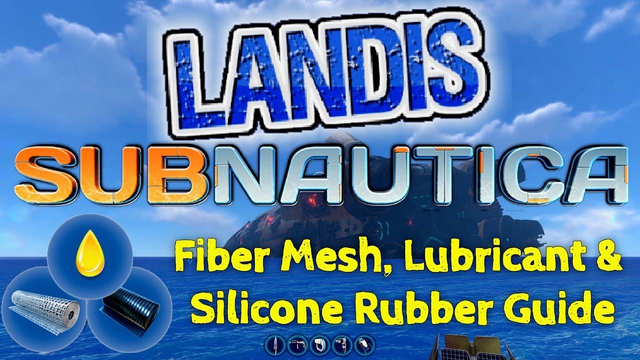 silicon rubber fibre mesh