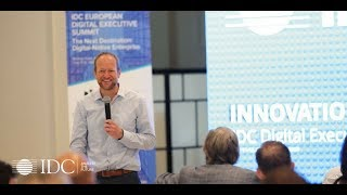 IDC European Digital Executive Summit 2018
