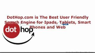 DotHop.com, DotHop, Top 10 Search Engines, Search engines 2014, search engine 2014, Hot search engin