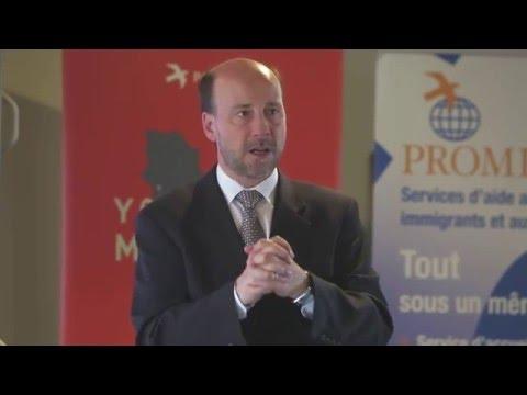 Les conférences de PROMIS - Commissaire aux plaintes, Office des professions du Québec - Partie 1