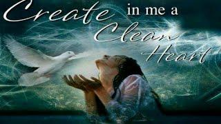 مزامير 51:10 في إنشاء لي قلبا نقيا يا الله وتجديد الصامد روح داخل لي.
