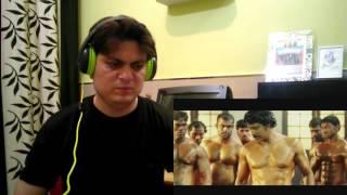 'I' Tamil Movie | Fight Scene | Vikram | S2Z Series | Reaction Review By Ashish Handa