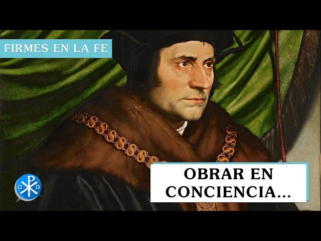 Obrar en conciencia… | Firmes en la fe - P Gabriel Zapata