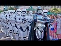 March of the First Order on May the 4th, Disney's Hollywood Studios