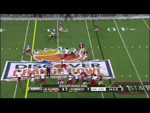 EJ Manuel vs Northern Illinois (Bowl Game - 2013)