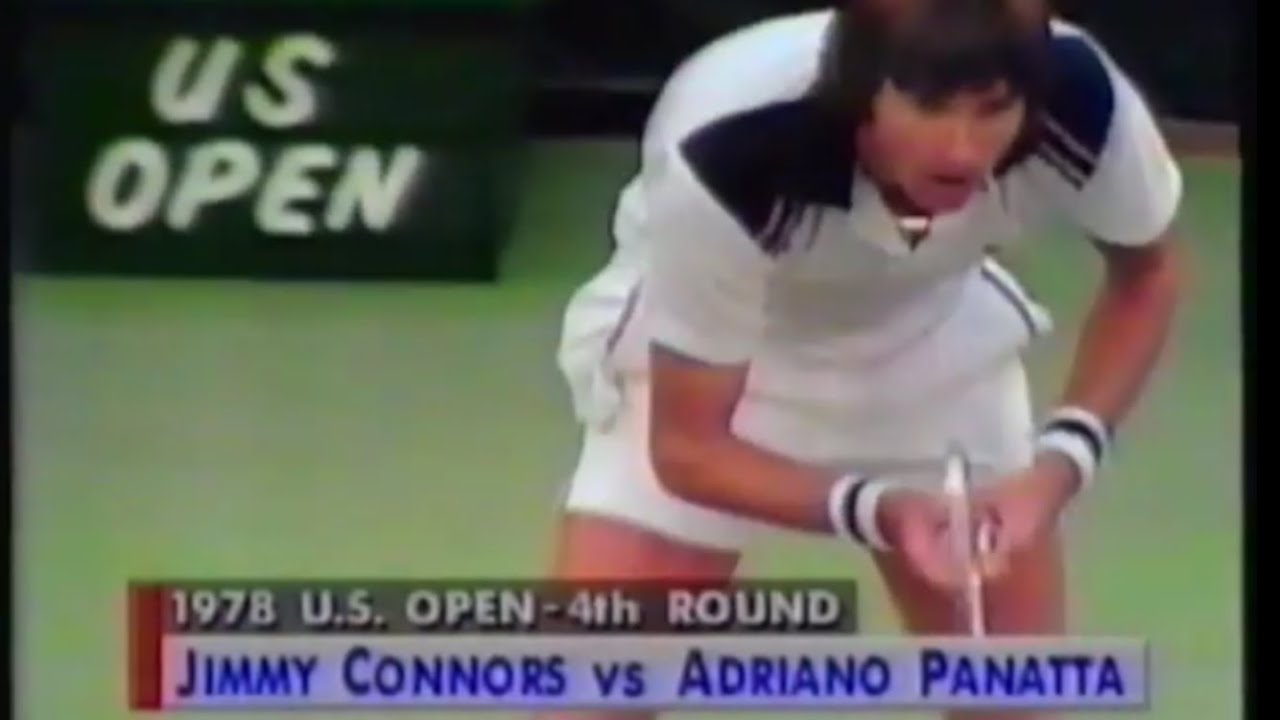 Top 5 Points in US Open History - 1993 CBS - YouTube
