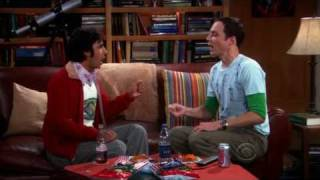 Big Bang Theory - The Lizard-Spock Expansion