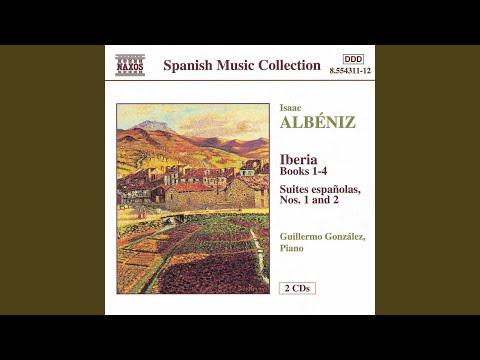 Suite Española No. 1, Op. 47: No. 1. Granada (Serenata)