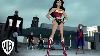 Justice League vs. The Fatal Five - Trailer