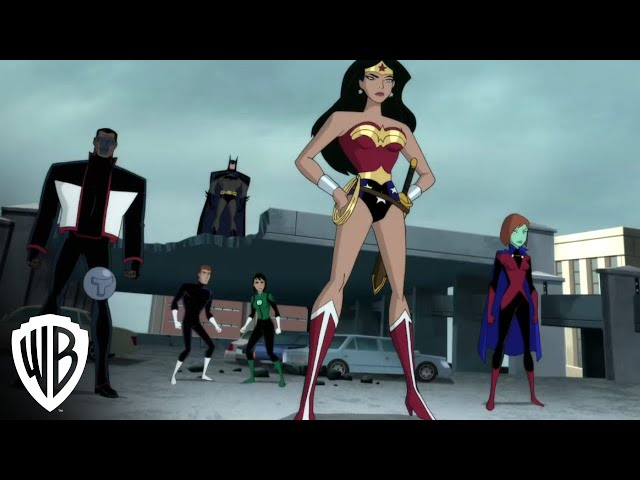 Justice League vs. The Fatal Five | Digital Trailer | Warner Bros. Entertainment