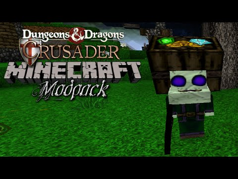 Dungeons and dragons minecraft server