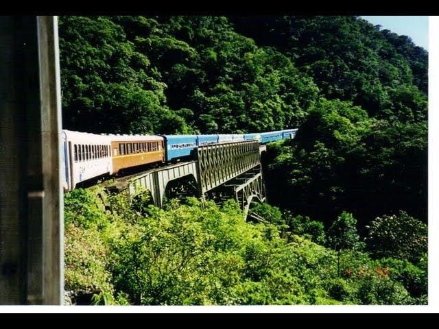 Dicas de Viagem BR: Passeio de trem Curitiba X Morretes Vídeos De Viagens