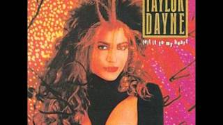 Watch Taylor Dayne Where Does That Boy Hang Out video