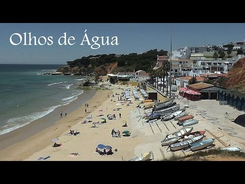 Olhos de água Algarve Portugal from YouTube · Duration:  1 minutes 22 seconds